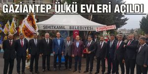 Gaziantep ülkü evleri açıldı