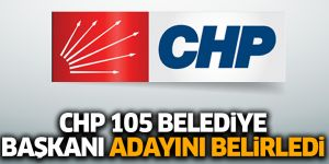 CHP 105 adayını belirledi