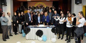 Cemil Alevli Koleji'nde kutlama
