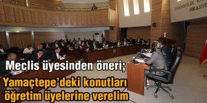 Mecliste Abdulkadir Yüksel polemiği