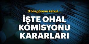 OHAL Komisyonunun verdiği karar sayısı 42.000'i buldu