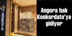 Angora halı konkordato'ya gidiyor