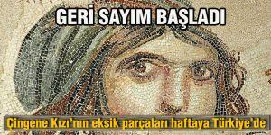 Çingene Kızı'nın eksik parçaları haftaya Türkiye'de