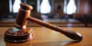 Eski savcıya hapis cezası