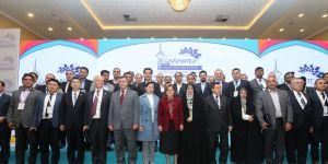 Yeni apoleti Asya başkanlığı