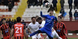 Gaziantepspor eli boş dönüyor 1-0