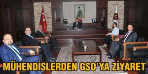 Mühendislerden GSO'ya ziyaret