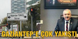 GAZİANTEP'E ÇOK YAKIŞTI