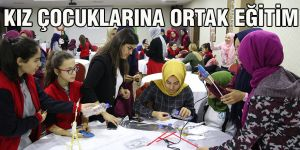 Kız çocuklarına ortak eğitim