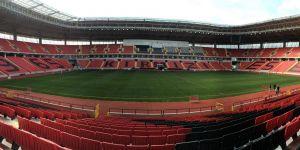Gençler maçının sahası açıklandı