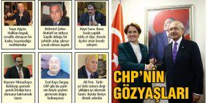 CHP'nin gözyaşları