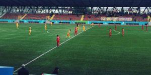 Gaziantepspor mağlubiyetle kapattı 2 – 0