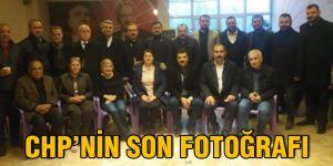 CHP'nin son fotoğrafı