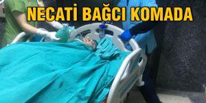 Necati Bağcı komada