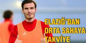 Milli futbolcu Gazişehir'de