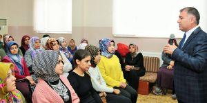 Kadınlara önemli eğitim