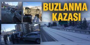 BUZLANMA KAZASI