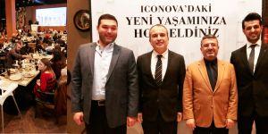 Iconova'da büyük buluşma