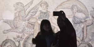 Müzede Selfie Günü'nde buluştular
