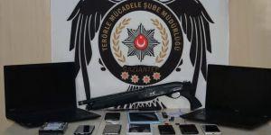Terör operasyonu: 7 gözaltı