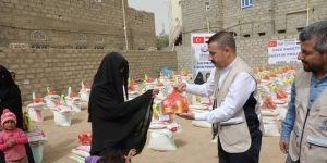 Yemen'den, vicdanlara çağrı
