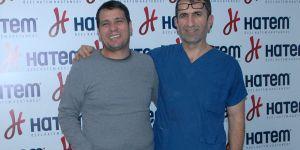 Diyabeti Hatem'de yendi