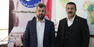 Yemen'e yardım eli