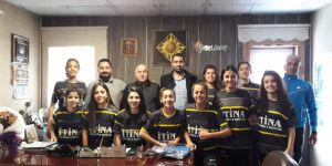 İtina Prefabrik 'ten şampiyonlara destek