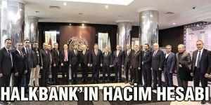 Halkbank'ın hacim hesabı