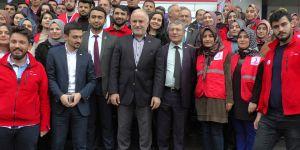 Kızılay Gaziantep genel kurul kongresi yapıldı