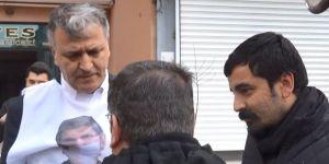 HDP'lilerin yürüyüşüne izin verilmedi