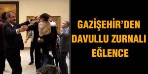 Gazişehir'den davullu zurnalı eğlence