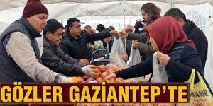 Gözler Gaziantep'te