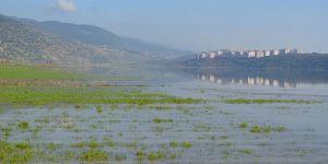 Fevzipaşa Gölü doldu