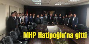 MHP Hatipoğlu'na gitti