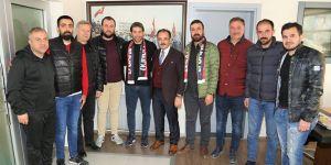 Mehmet Yozgatlı Uşakspor'da