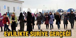 Evlilikte Suriye gerçeği