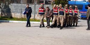 Göçmen kaçaklığına tutuklama