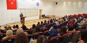Türk Edebiyatında Korku konferansı