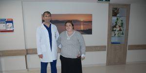 İmdadına obezite cerrahisi yetişti