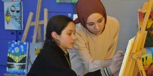 Suriyeli Merve'nin büyük ödülü