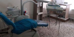 Suriyeliler diş polikliniği işletmiş