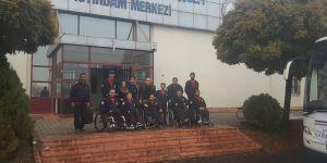 Engelsiz Gaziantepspor başkentte