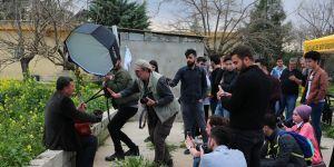 Kalyoncu'da Barak kültürüne ilgi