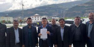 Nurdağı'nda BBP'nin itirazı reddedildi