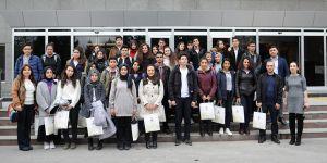 Öğrencilere sağlık bilgisi