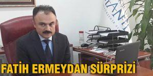 Fatih Ermeydan sürprizi