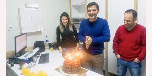Anka'da pastalı kutlama