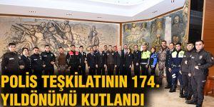 Polis Teşkilatının 174. Yıldönümü kutlandı