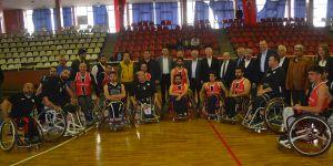 Engelsiz Gaziantepspor'dan sezona veda 53 – 65